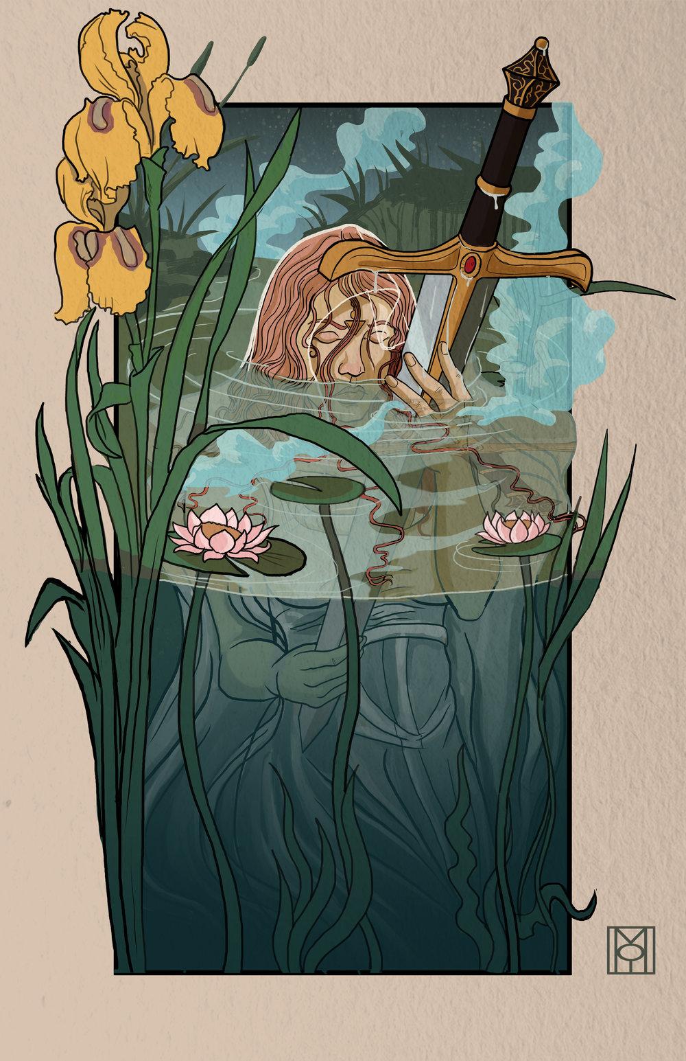 Viviane: Lady of the Lake