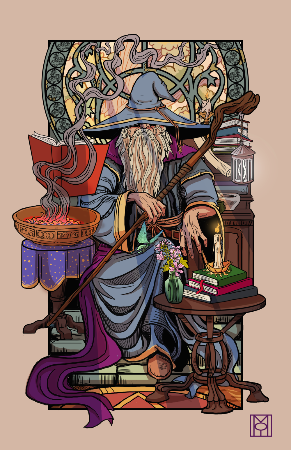 Myrrdin: The Enchanter