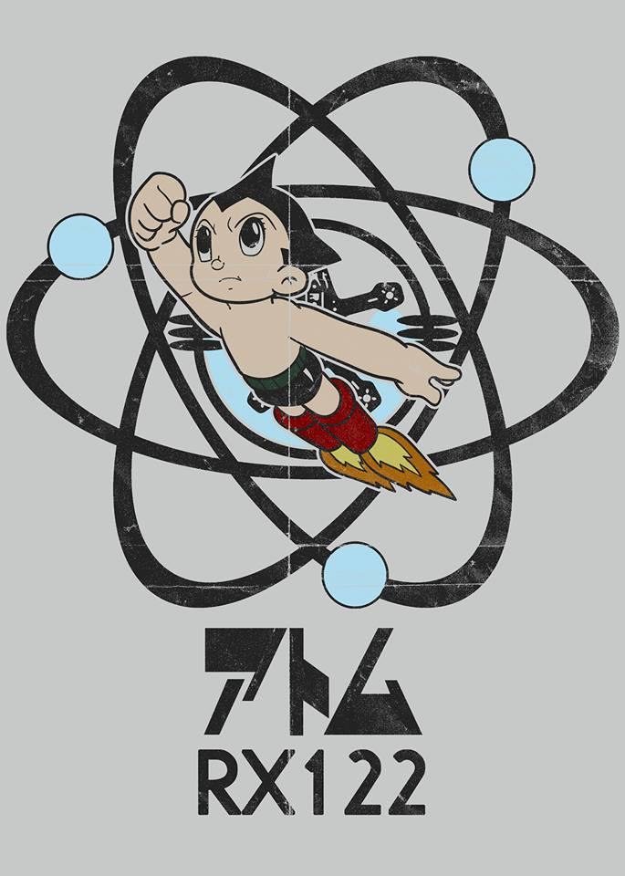 Atom RX122