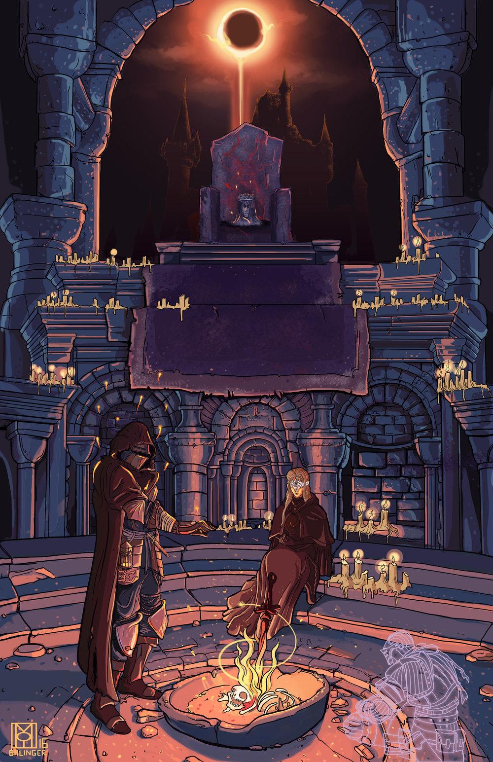 The Firelink Shrine