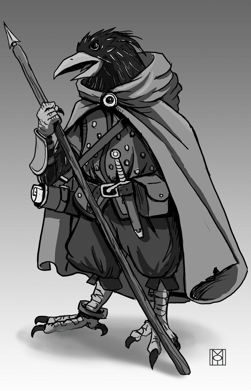 Tengu Scholar