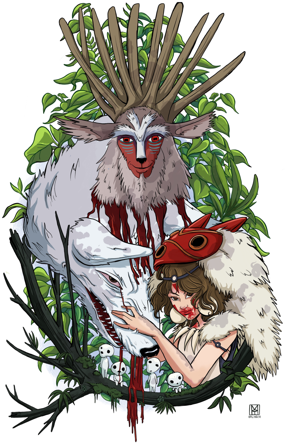 The Forest Guardians
