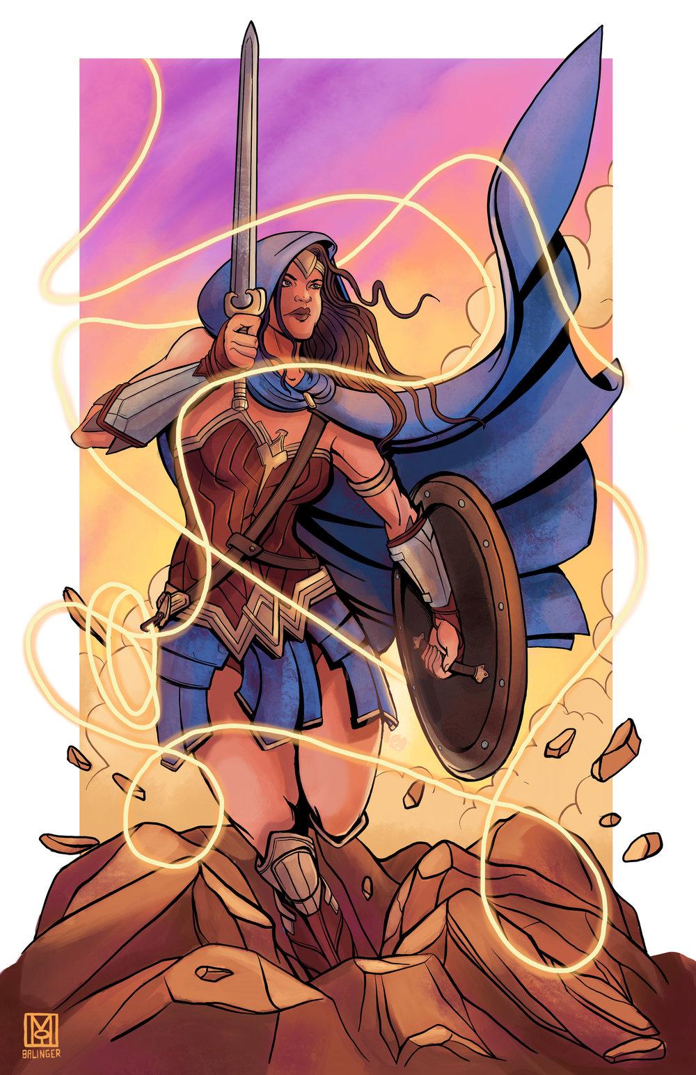 Diana of Themyscira