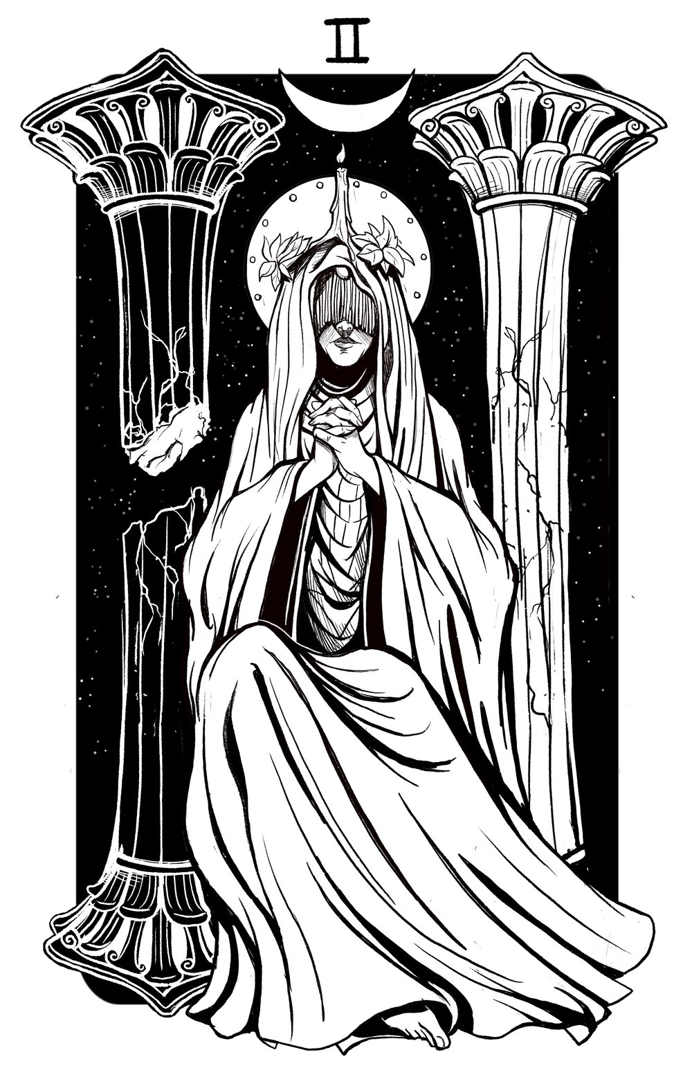 Major Arcana II: The High Priestess