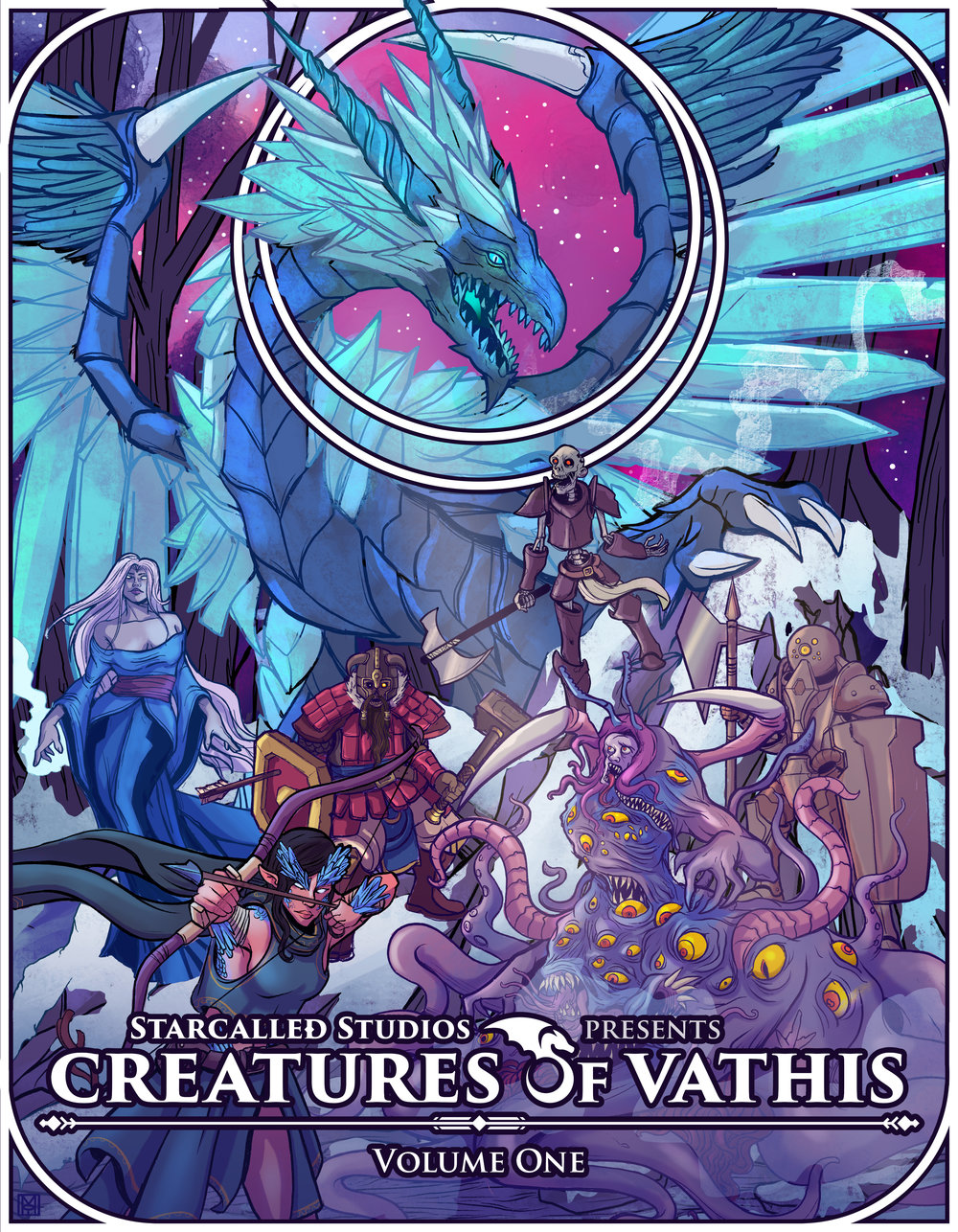 Creatures of Vathis