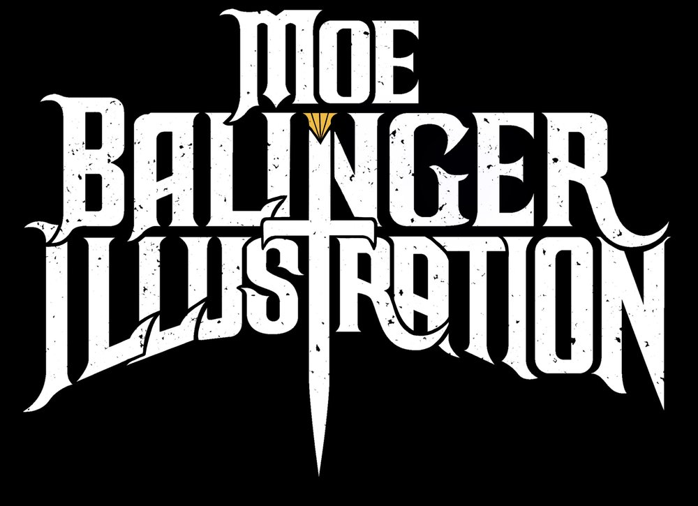 Moe Balinger Illustration