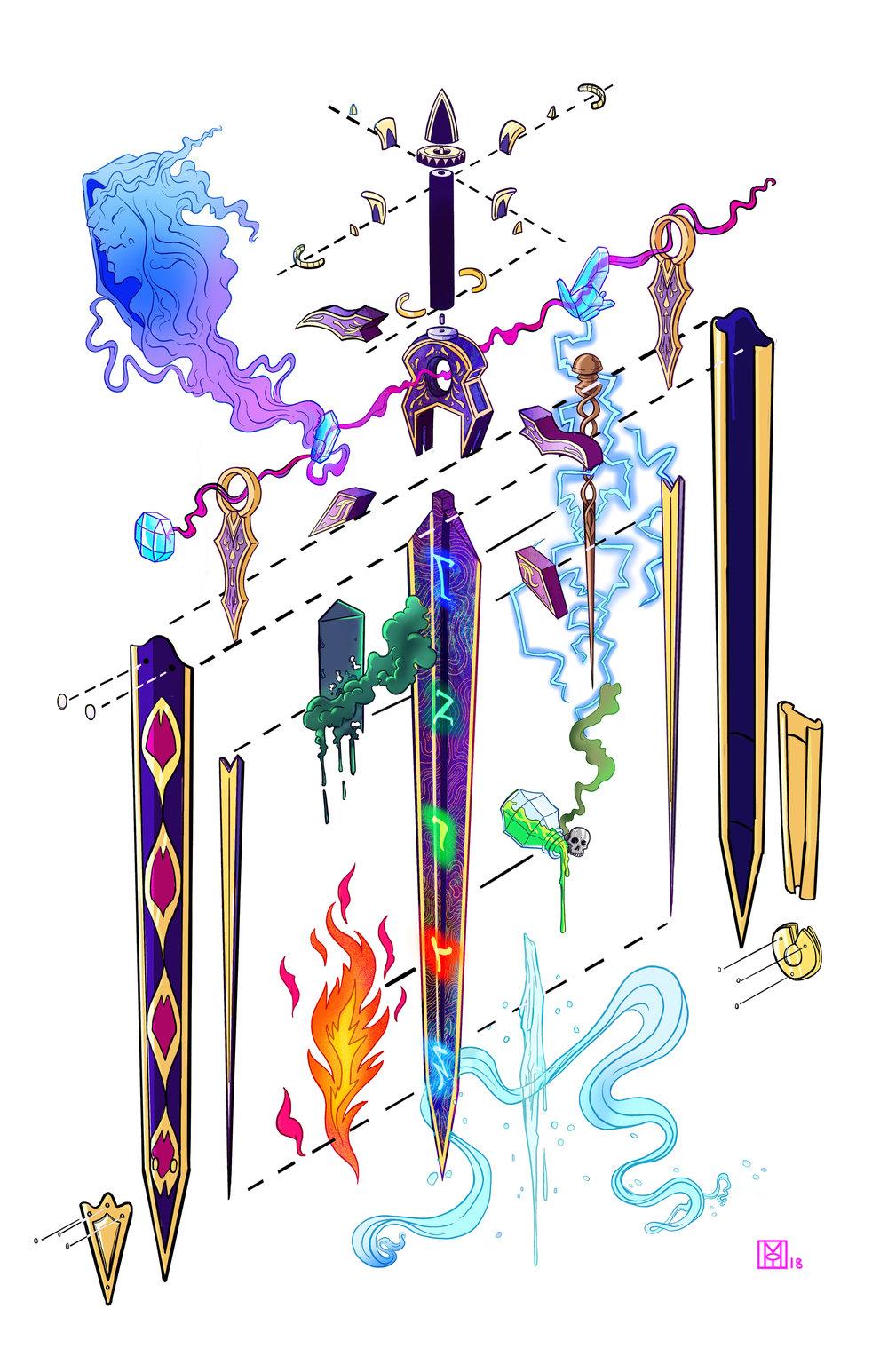 Sword of the Five