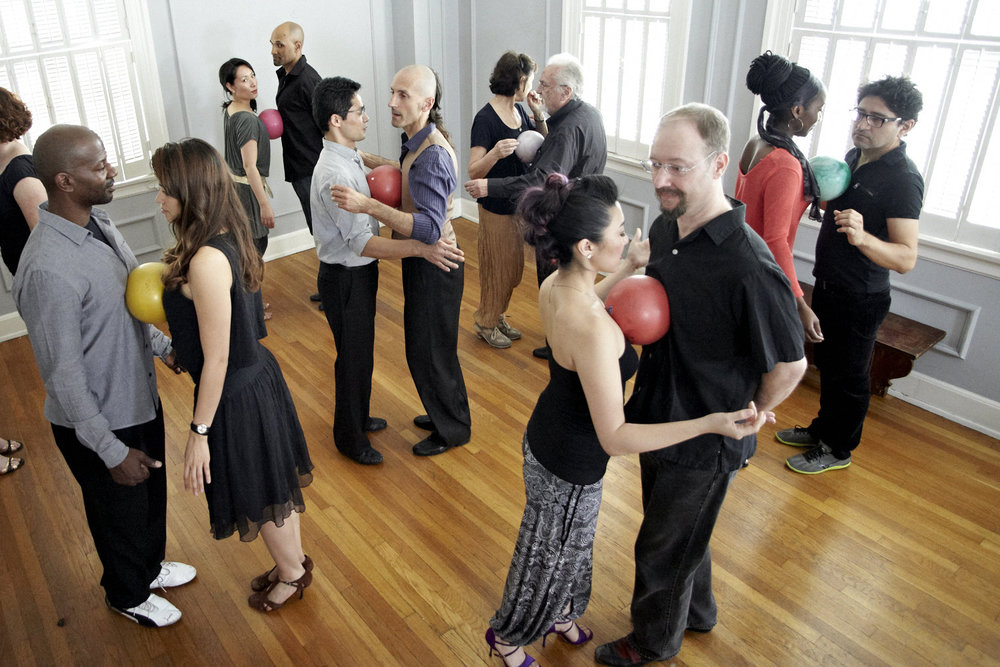 Tango Class - Los Angeles