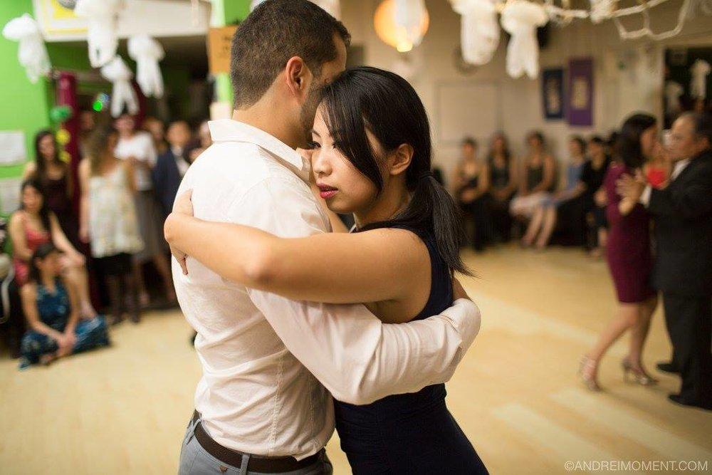 January 2017 - Tango challenge Graduation