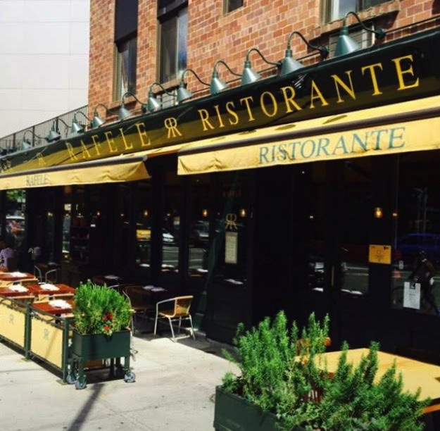 Italian Restaurants In Nyc: Ristorante Rafele- Farm To Table Rustic Italian Dining In