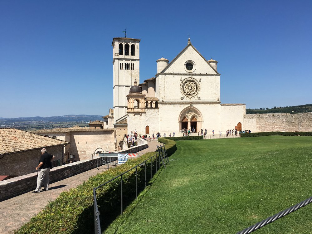 St Francis of Assisi Basilica