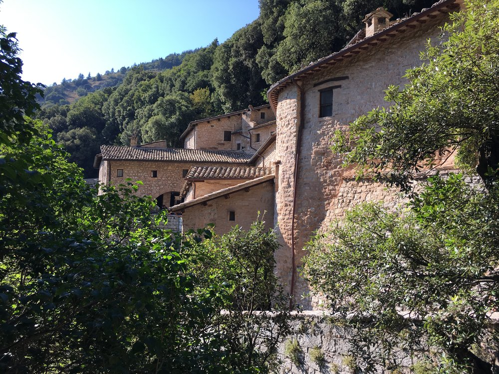 Monestary in Assisi