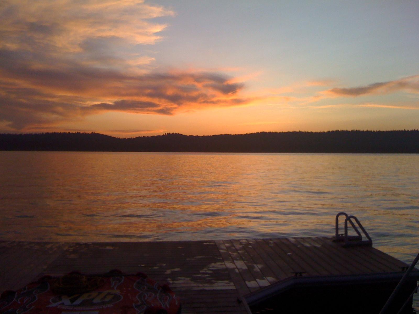 McCall Sunset