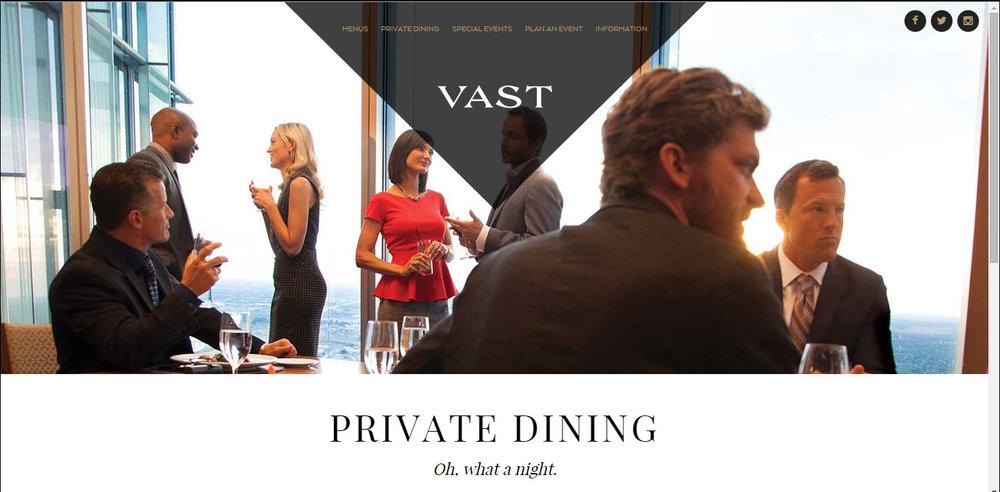 Vast OKC , Fine Dining on the 49th Floor with Spectacular Views of Oklahoma City