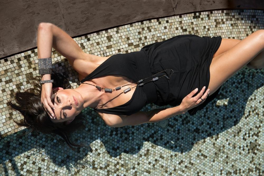 Photo By Shevaun Williams & Associates   HMUA Drea Does Makeup Stylist Danielle Keogh