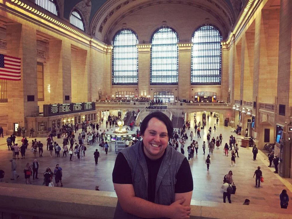 Grand Central Station during Operation: Friend-cation NYC :)