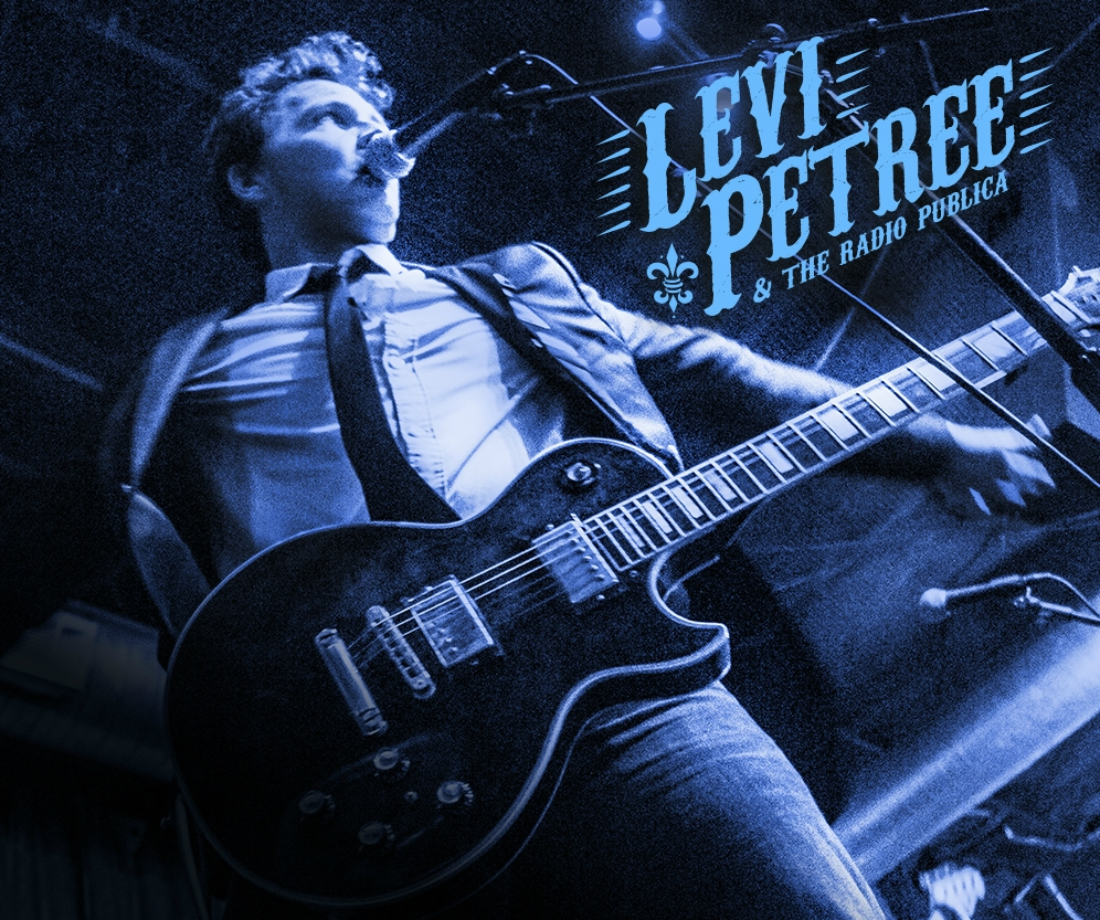 Levi Petree and The Radio Publica