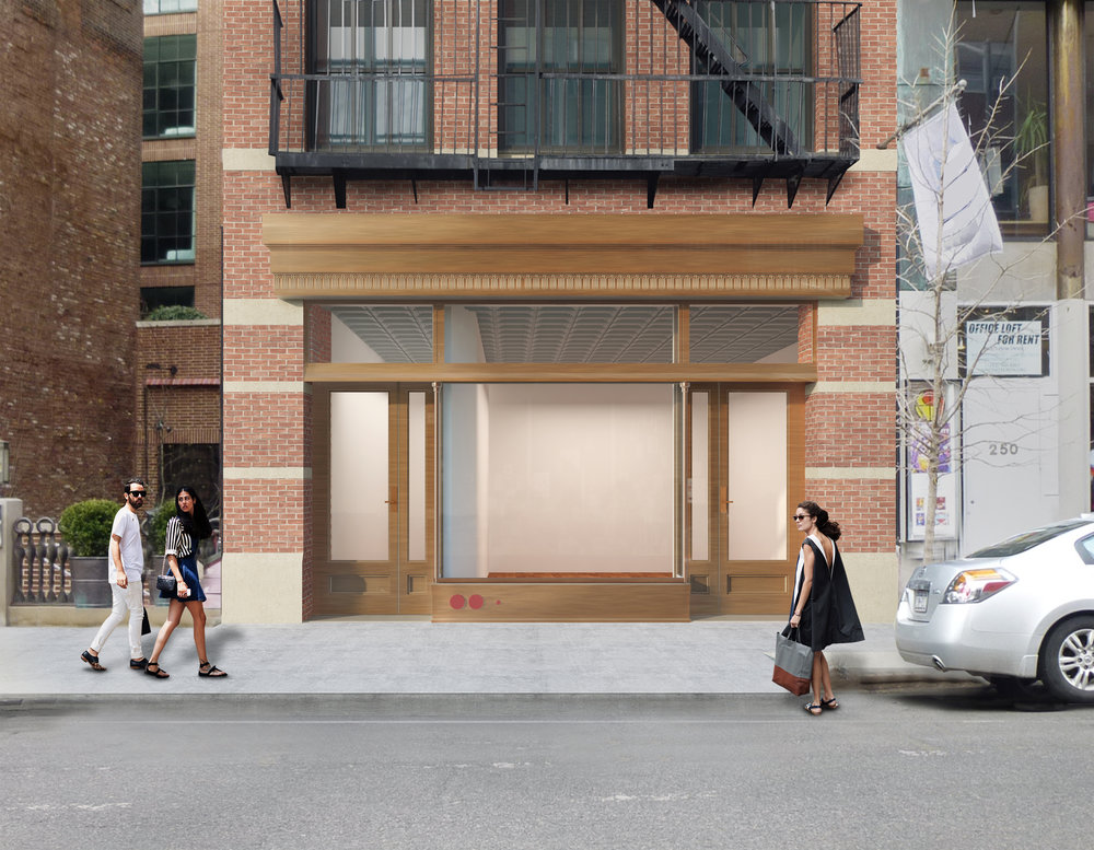 Proposed Storefront