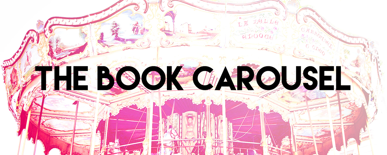 the book carousel