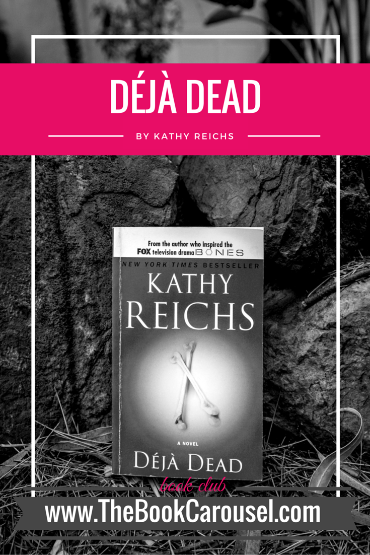 Deja Dead Wiring Library Peavey 115h Monitor Diagram Book Club By Kathy Reichs