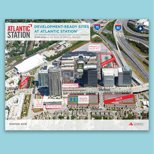 Atlantic Station Creative Services