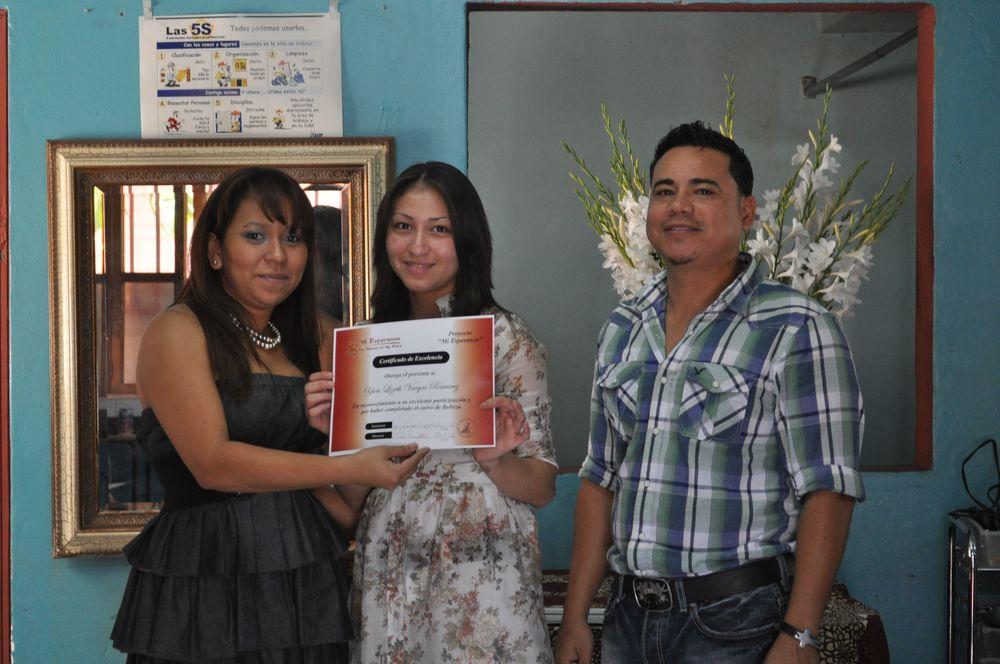 Graduation from Mi Esperanza