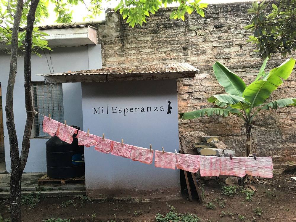 The Mi Esperanza center in Tegucigalpa, Honduras