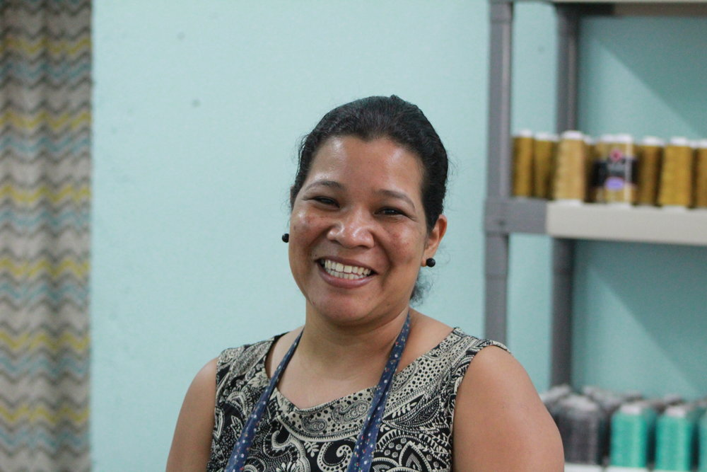 Ledy Martinez, Sewing Artisan