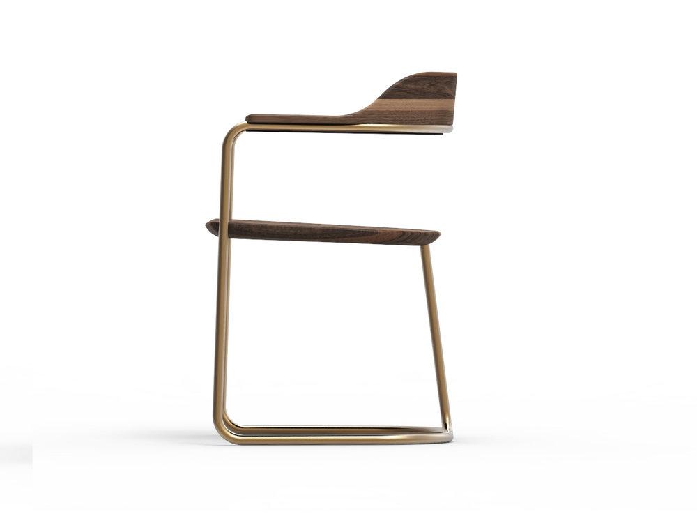 Attrayant David Knott Tubular Chair 5