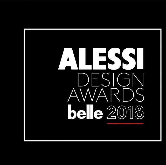 "I'm proud to be announced as a finalist in this years Belle Alessi Design Awards. My entry entitled ""Smoke Stack"" is a series of incense burners striving to stimulate not only our sense of smell, but our sense of sight through a satirical interpretation of a factory chimney. The intent was to create an elegant form that sits like a piece of sculpture on your mantle. Once lit however, this tower becomes a kinetic sculpture generating stunning smoke effects. @bellemagazineau @alessi_official #australiandesigner #product #design #homewares #alessi"