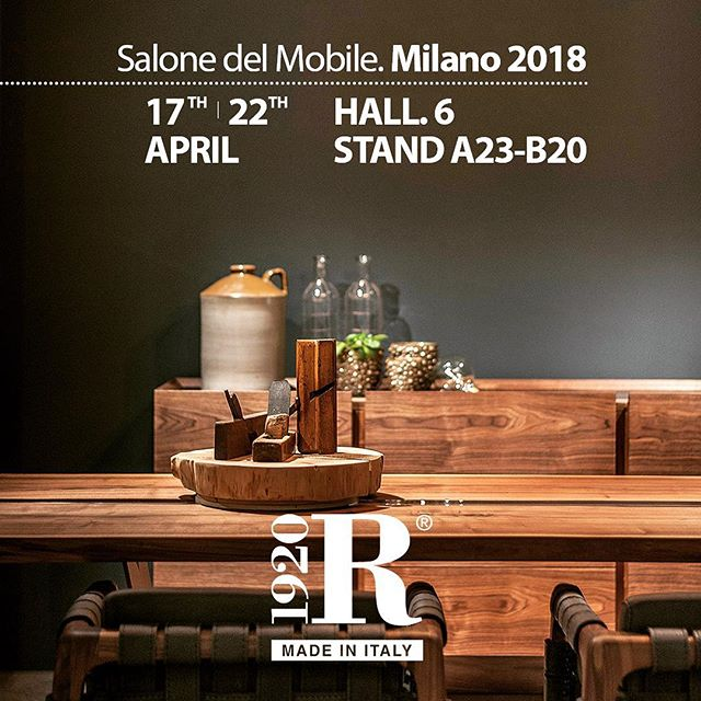 My new Linear sideboard will be on display during the Salone Del Mobile in Milano next week with @riva1920_official  Please come by Hall 6 Stand A23-B20 . #riva1920 #milano #design #furniture #milandesignweek @isaloniofficial #australiandesign #madeinitaly #productdesign #wood