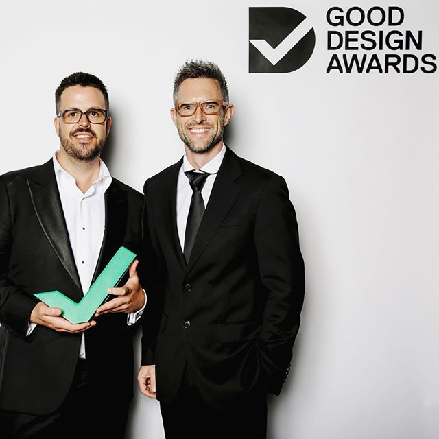 Very proud to have won an international good design award for our very first @alquemy.design project. Thanks for a wonderful evening @gooddesignaus . . #australiandesign #productdesign #industrialdesign #homewares #design #awards #sydney #sydneyoperahouse