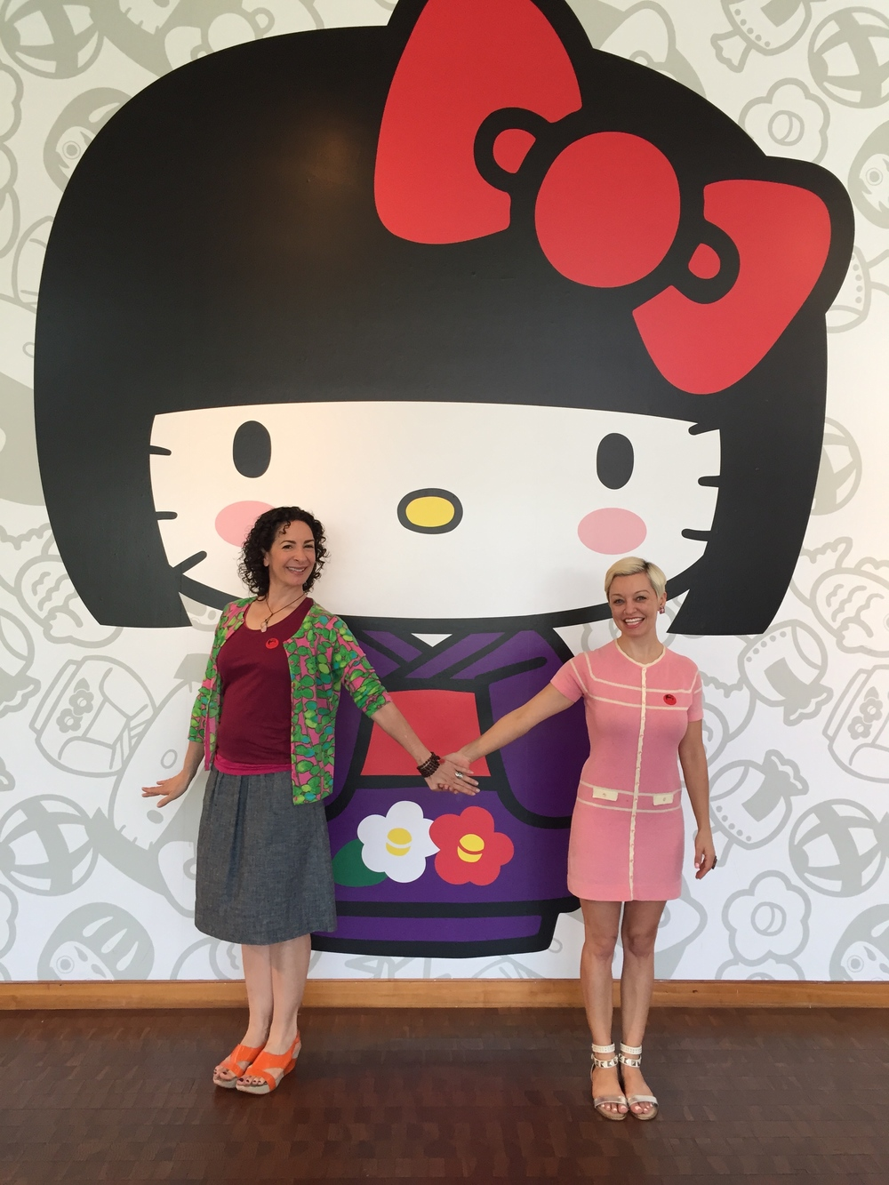 Hello Kitty - Exploring the Super Cute world of Hello Kitty