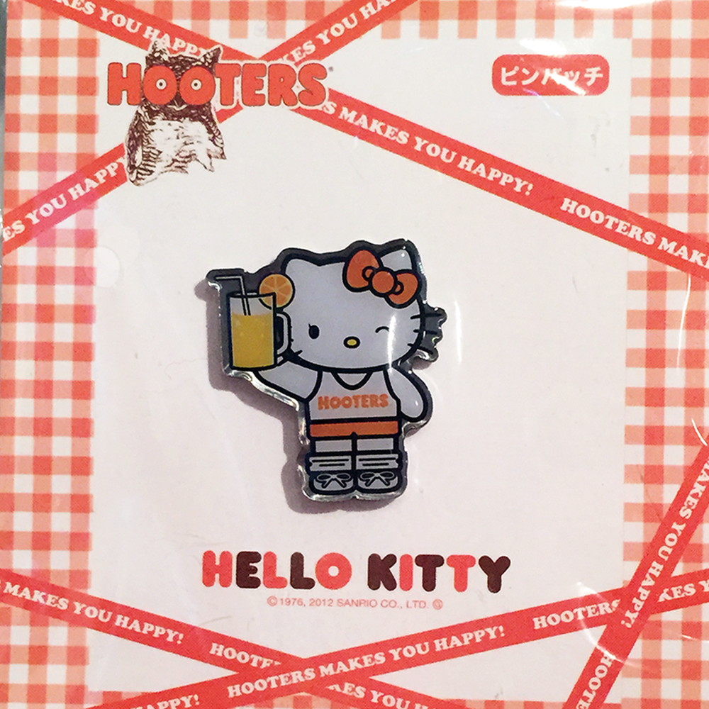 Hooters Hello Kitty