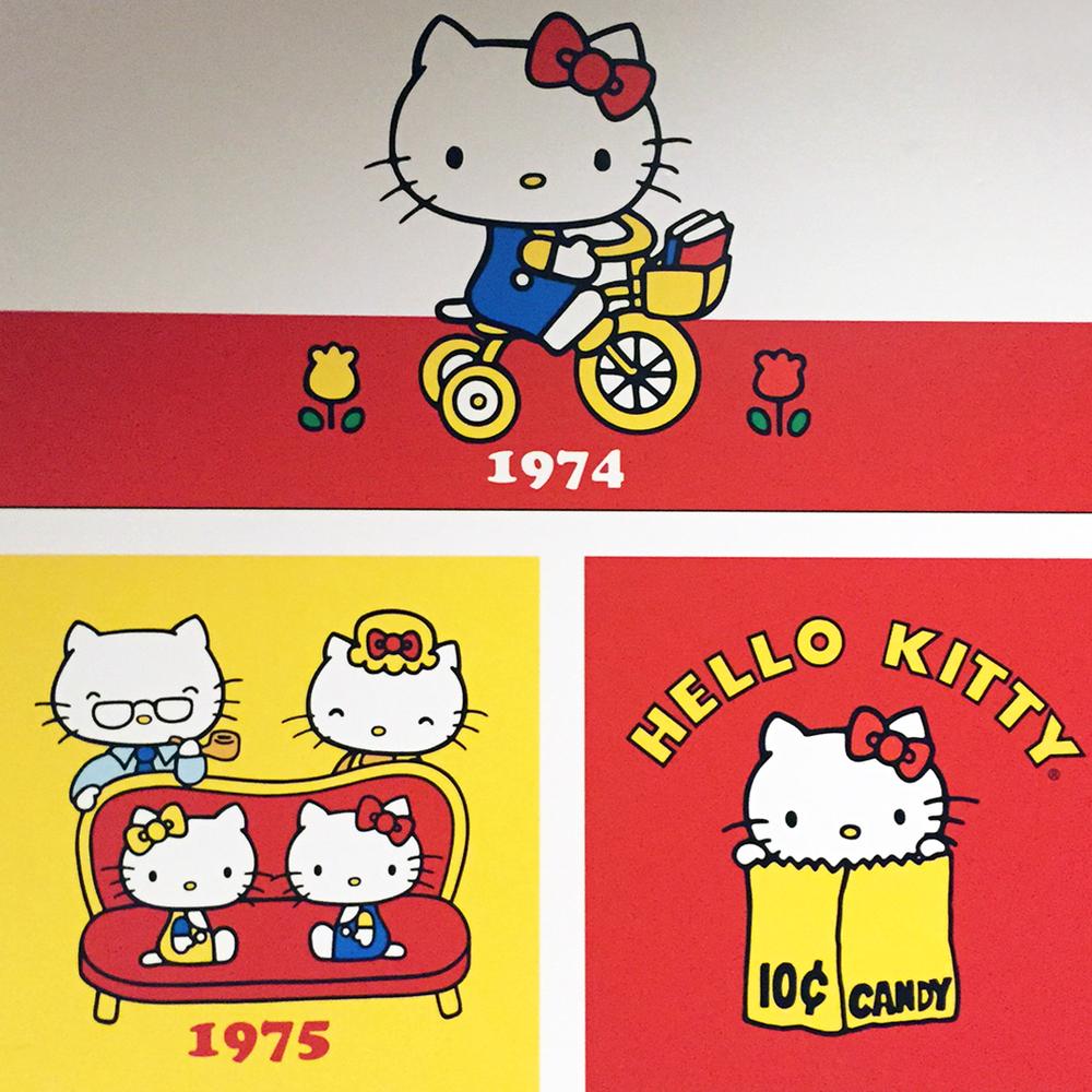 Classic Kitty 1974-75