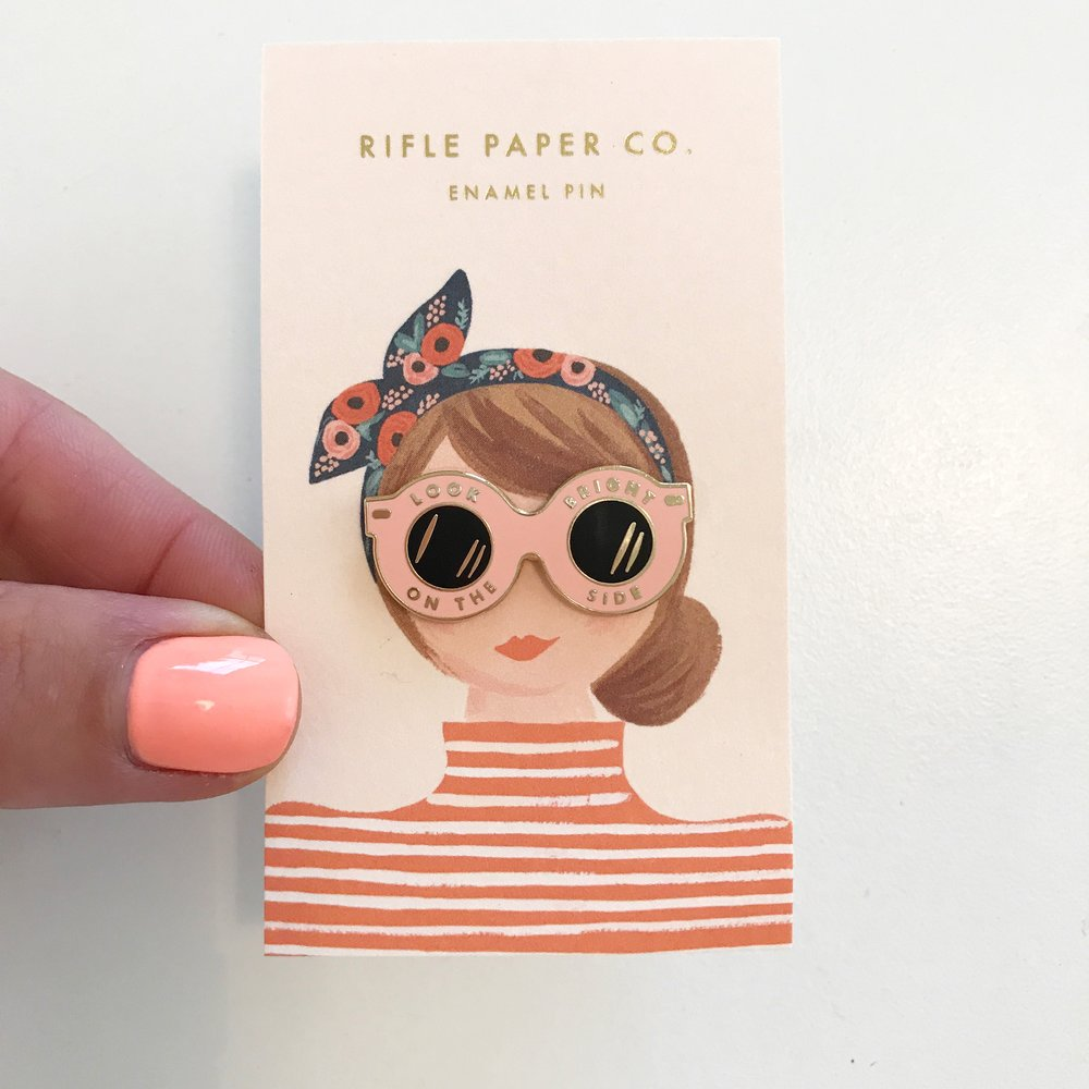 Pin game on point @riflepaperco