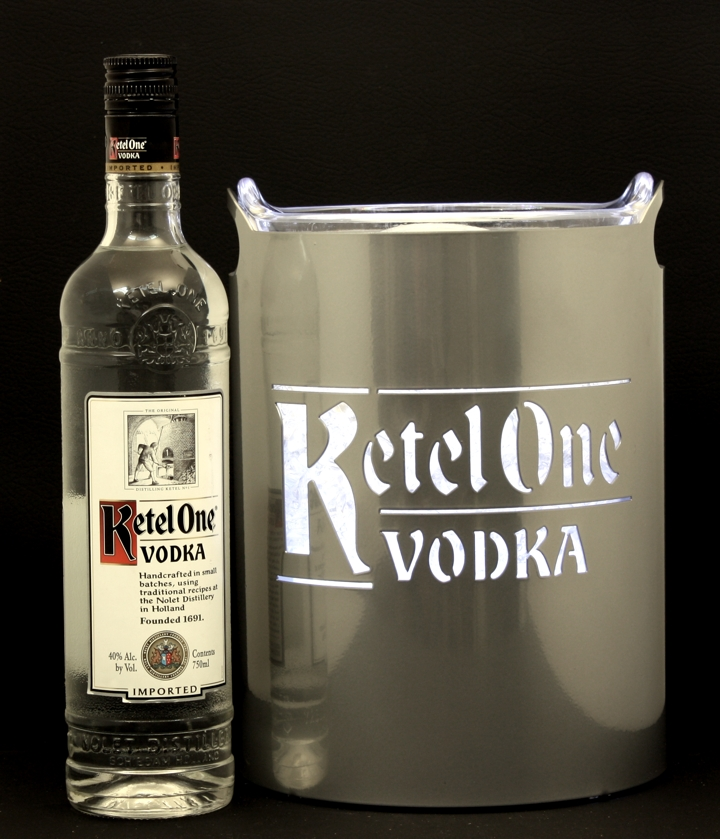 Ketel One LED Ice Bucket Stainless Steel.jpg
