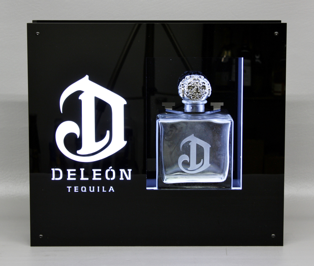 Deleon Bottle Wall Sign.jpg