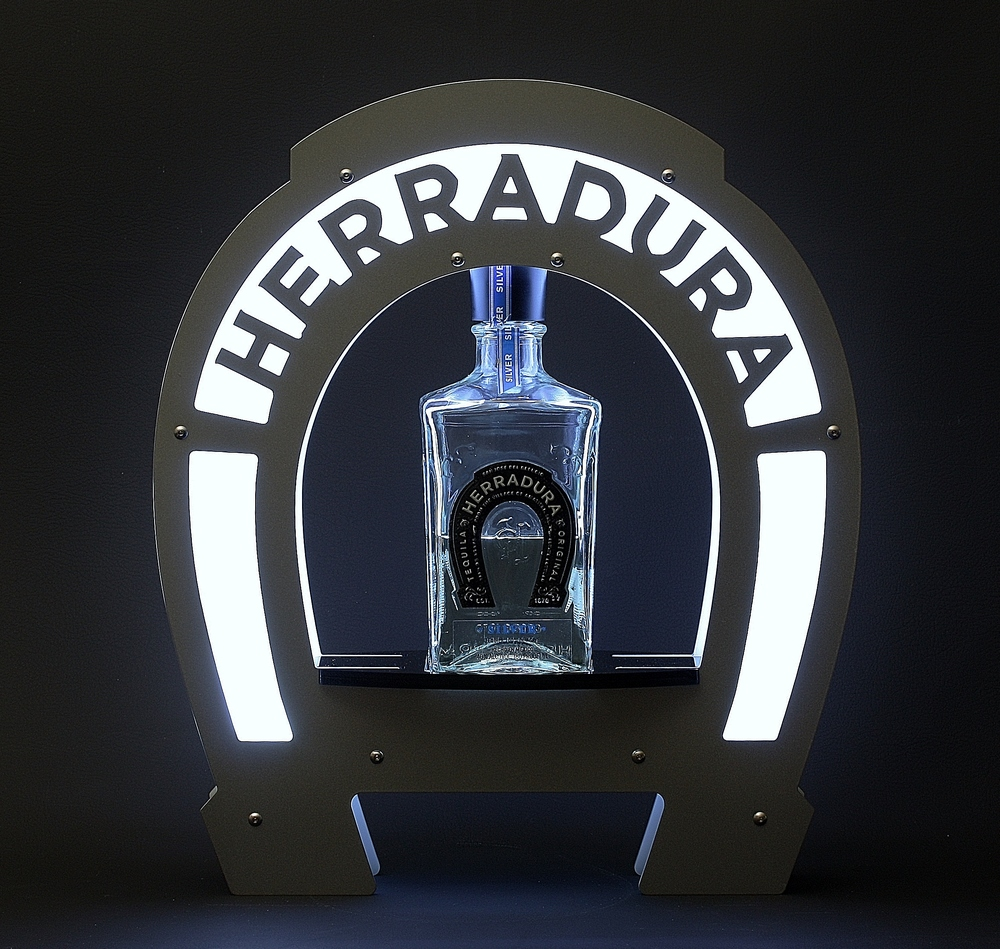 Herradura Bottle Presenter Newcraft.JPG