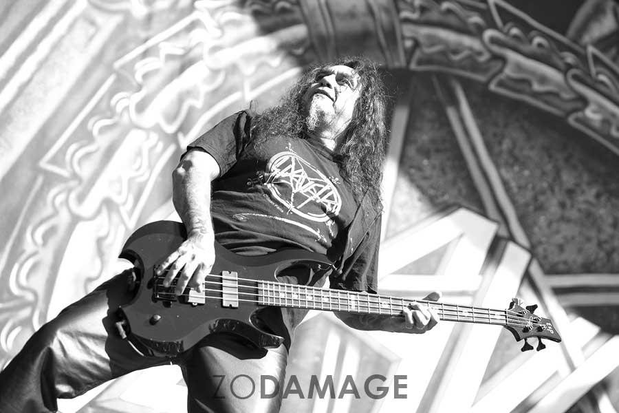 Slayer – Soundwave, Melbourne 2013
