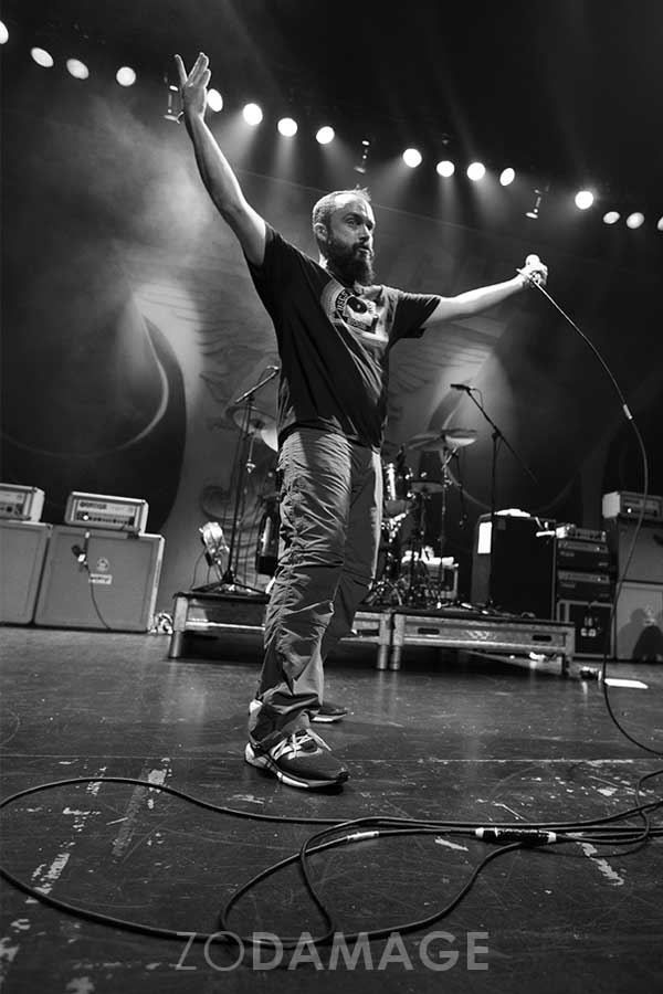 Clutch 5 March 2016, The Forum, Melbourne
