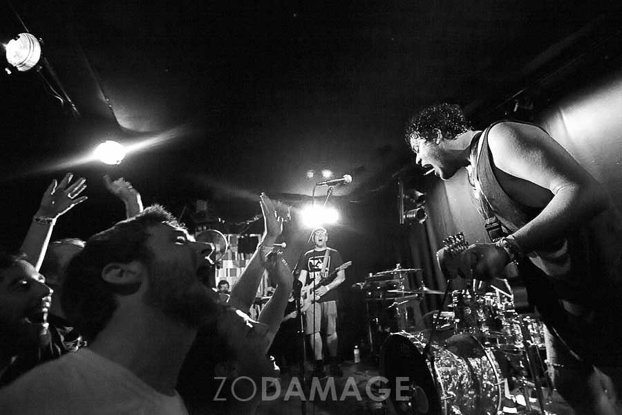 4 March 2016 – Day 9/366 So much energy! I like being up the front at shows like Jeff Rosenstock at The Reverence Hotel, Footscray.
