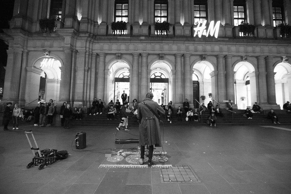Day 196 – Bourke St Mall