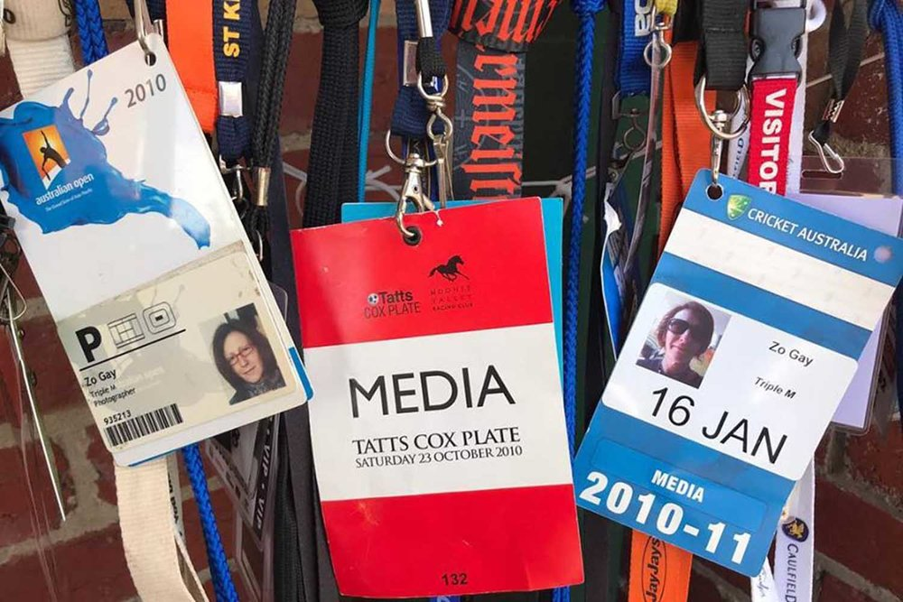 Media accreditations Zo Damage.jpg