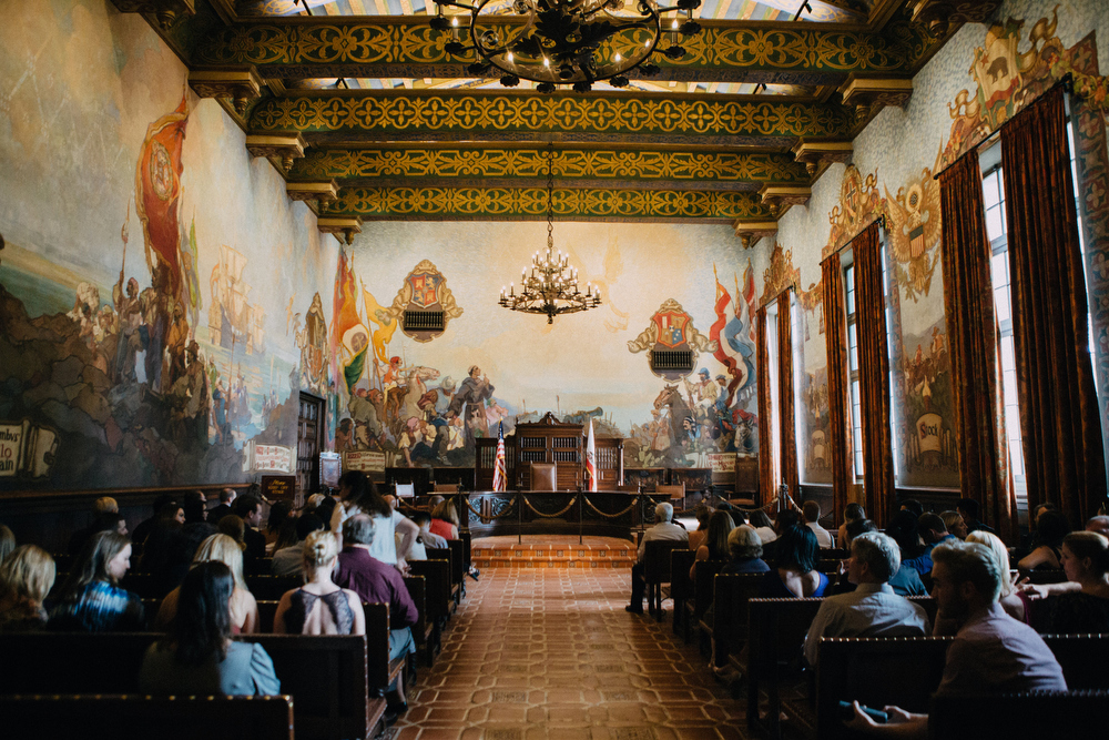 Santa Barbara Courthouse Wedding, Sama Sama Kitchen Wedding in Santa Barbara, CA by The Gathering Season x weareleoandkat 0042.JPG