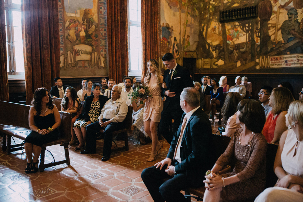 Santa Barbara Courthouse Wedding, Sama Sama Kitchen Wedding in Santa Barbara, CA by The Gathering Season x weareleoandkat 0044.JPG