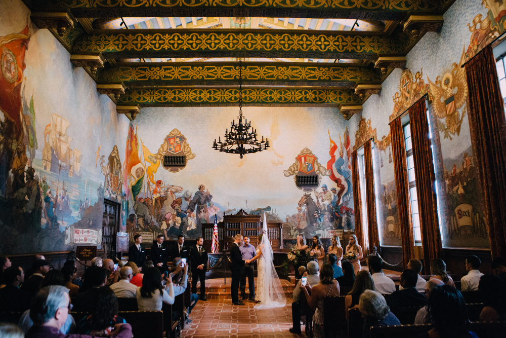 Santa Barbara Courthouse Wedding, Sama Sama Kitchen Wedding in Santa Barbara, CA by The Gathering Season x weareleoandkat 0049.JPG