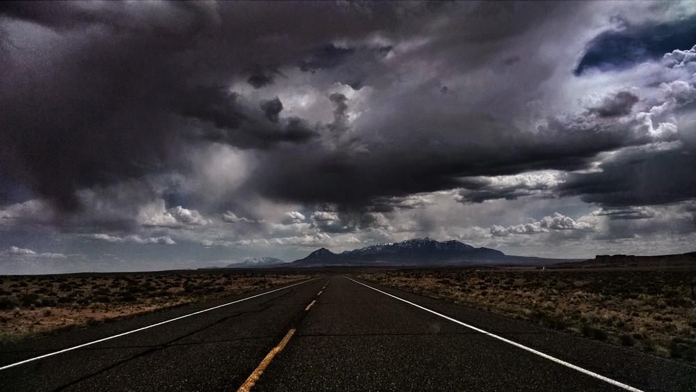 Desert T-Storms