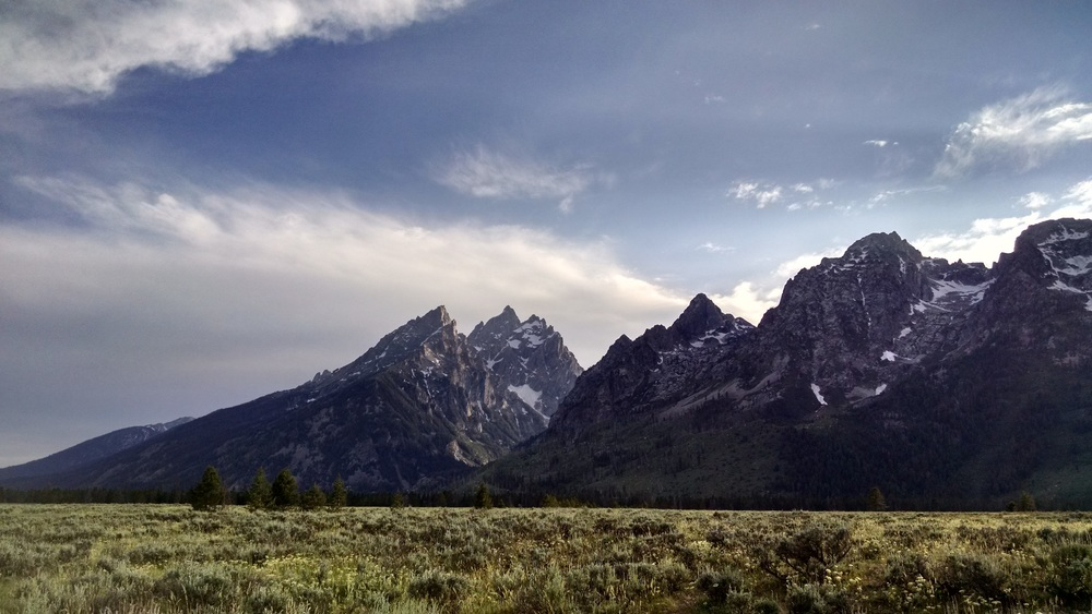 The Tetons are a special place, and you need to go there.