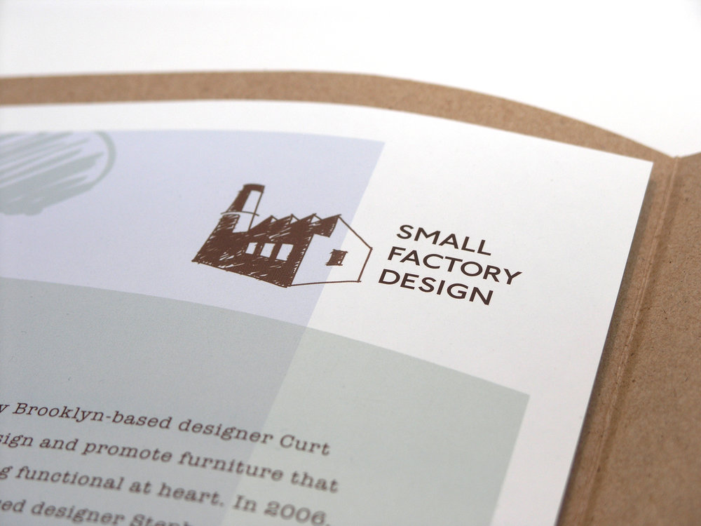 SMALL FACTORY DESIGN